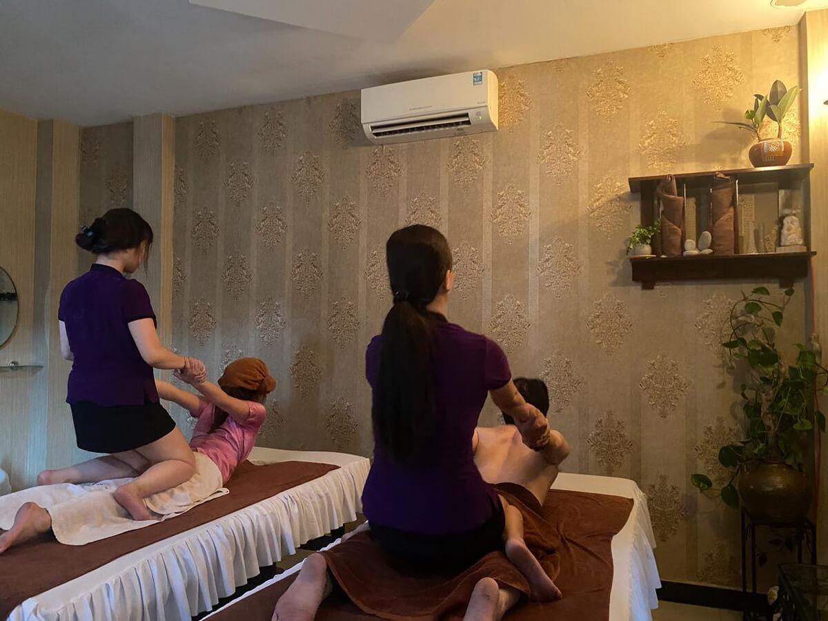 Stone Massage Hue 12
