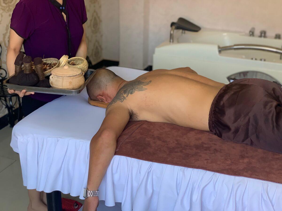 Stone Massage Hue 20