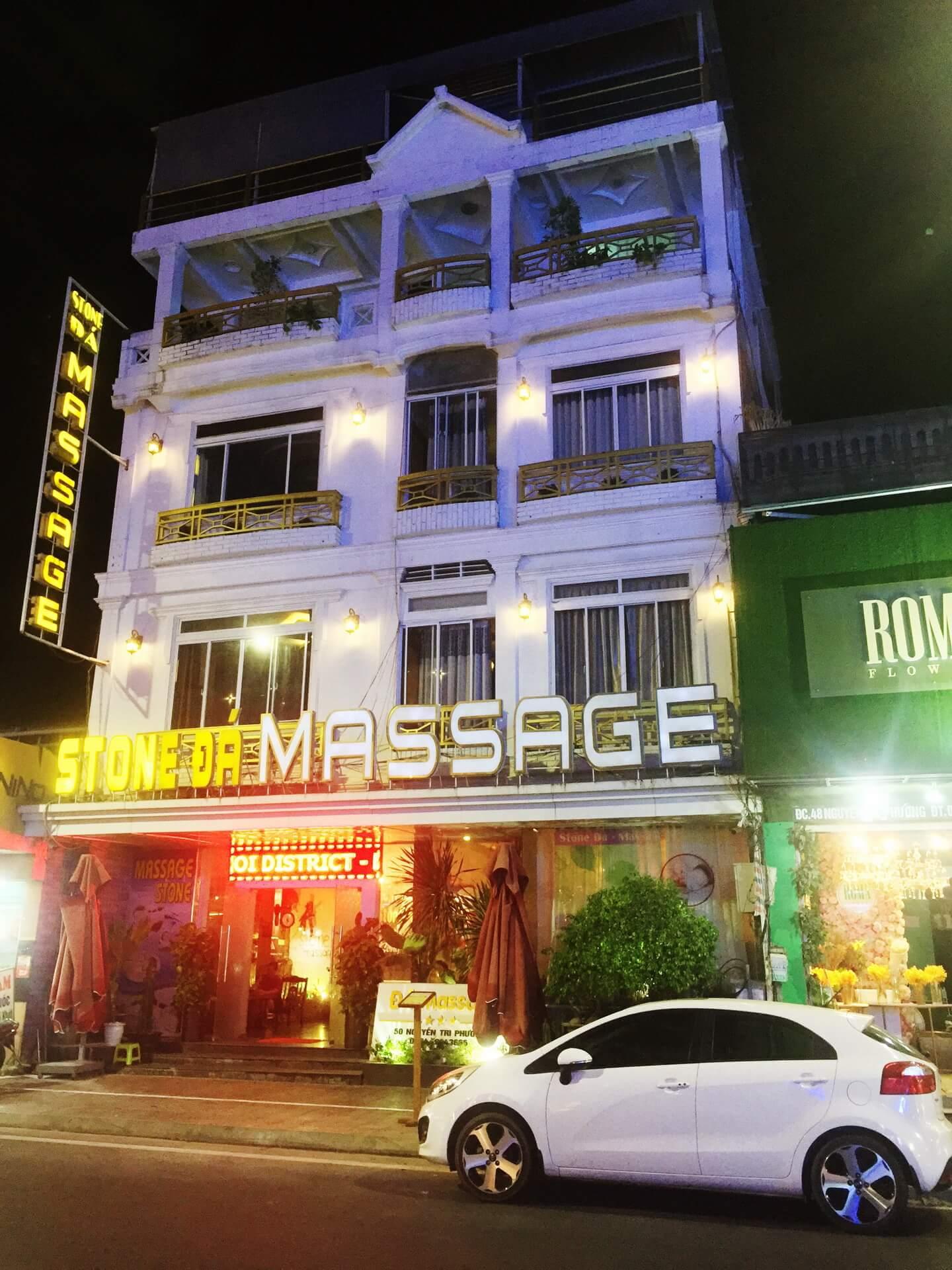 Stone Massage Hue 31