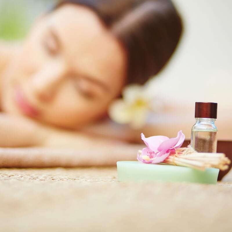 Japanese Shiatsu Massage